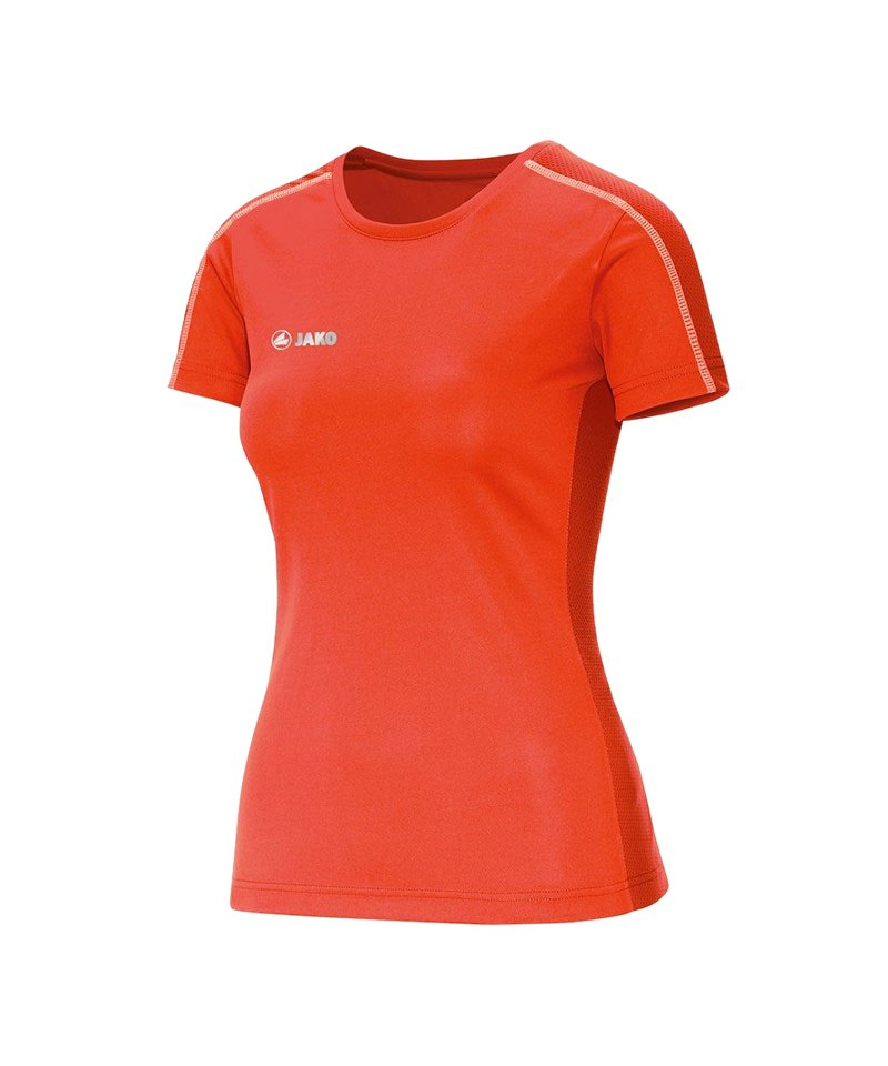 Jako Sprint T-Shirt Running Damen Orange F18 - orange