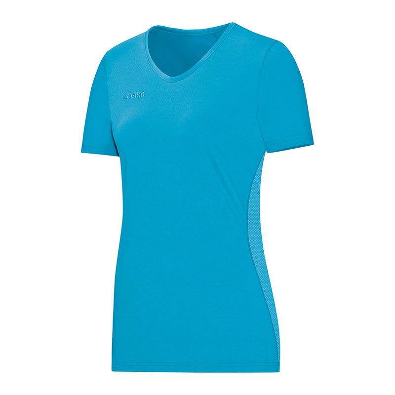 Jako T-Shirt Move Damen Blau F46 - blau