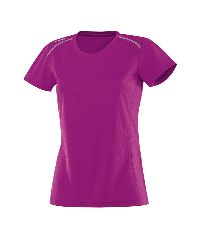 Jako T-Shirt Active Run Damen Pink F51 - pink