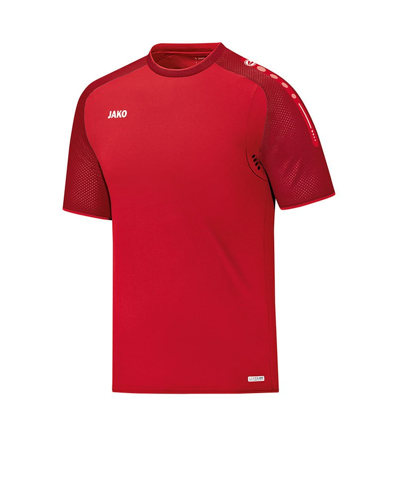 Jako T-Shirt Champ Kinder Rot F01 - rot