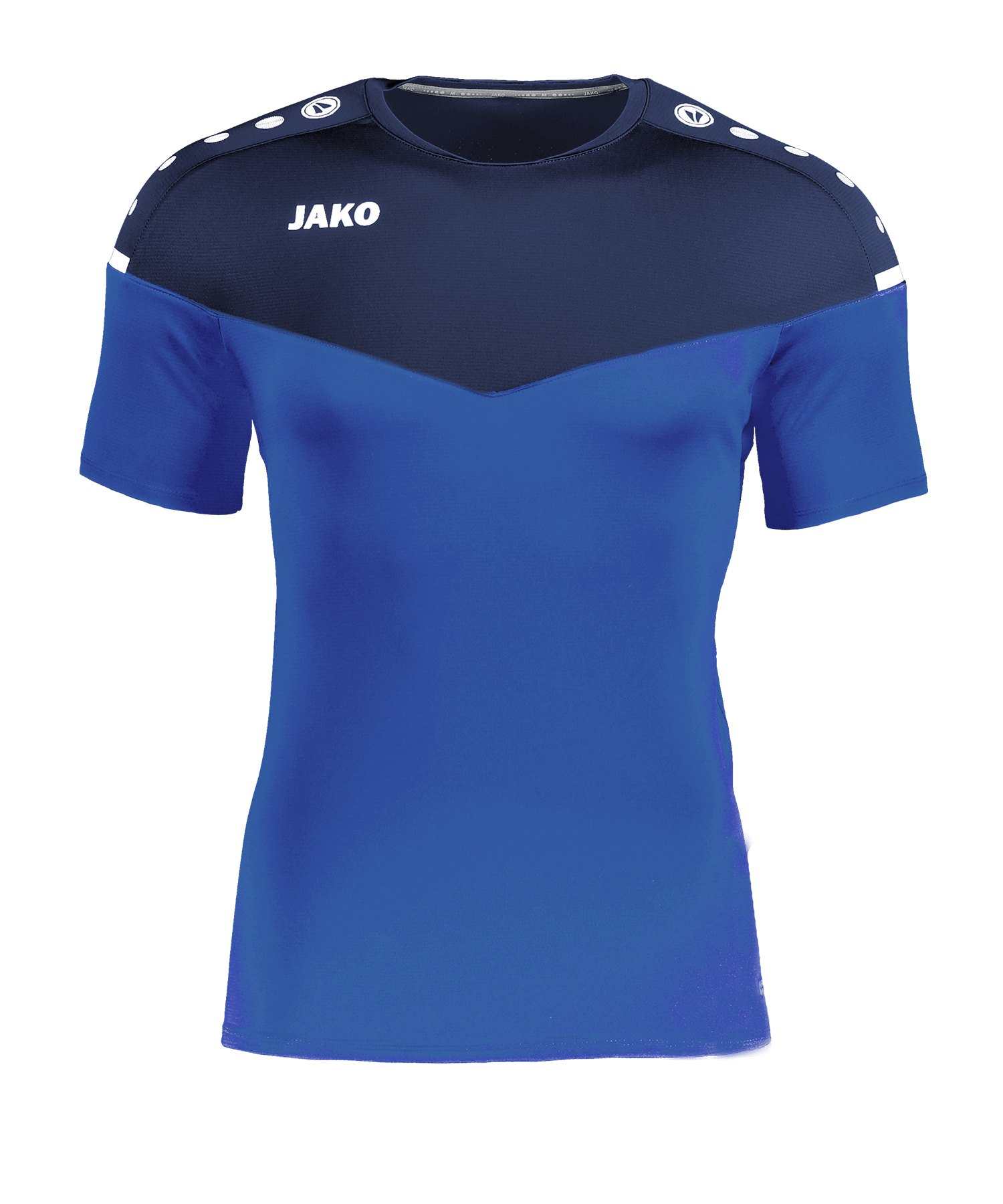 Jako Champ 2.0 T-Shirt Kids Blau F49 - blau