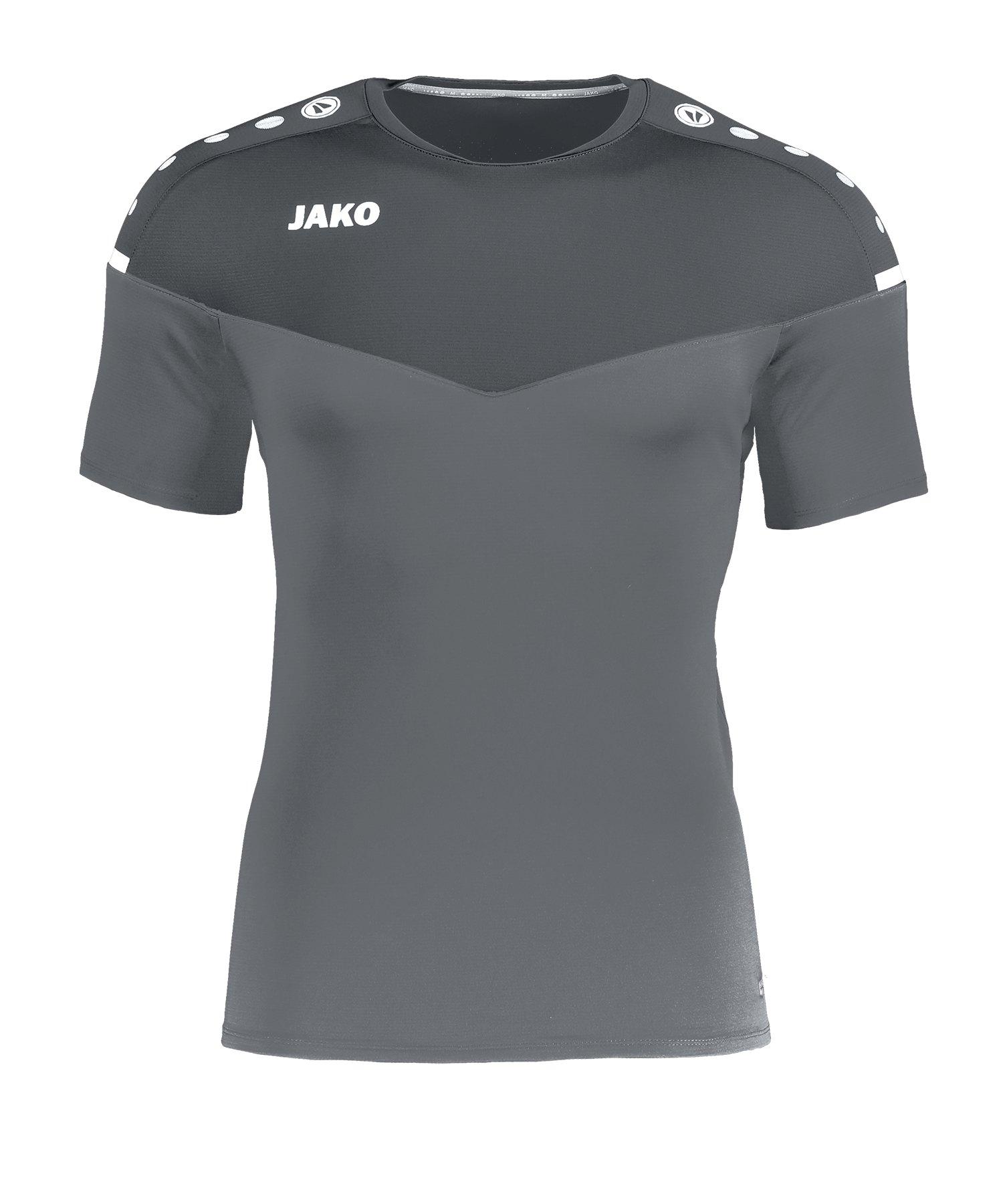 Jako Champ 2.0 T-Shirt Kids Grau F40 - grau