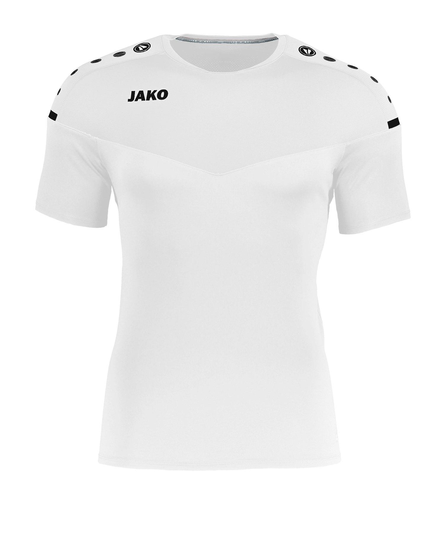 Jako Champ 2.0 T-Shirt Kids Weiss F00 - weiss