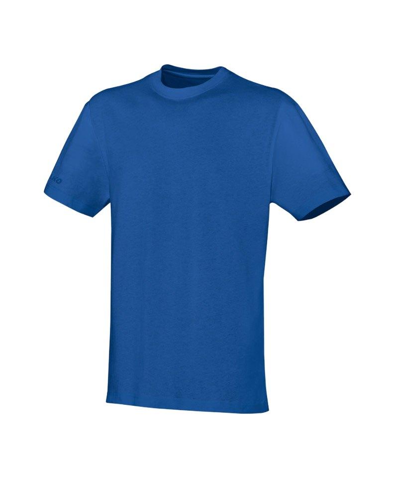 Jako Team T-Shirt Blau F04 - blau