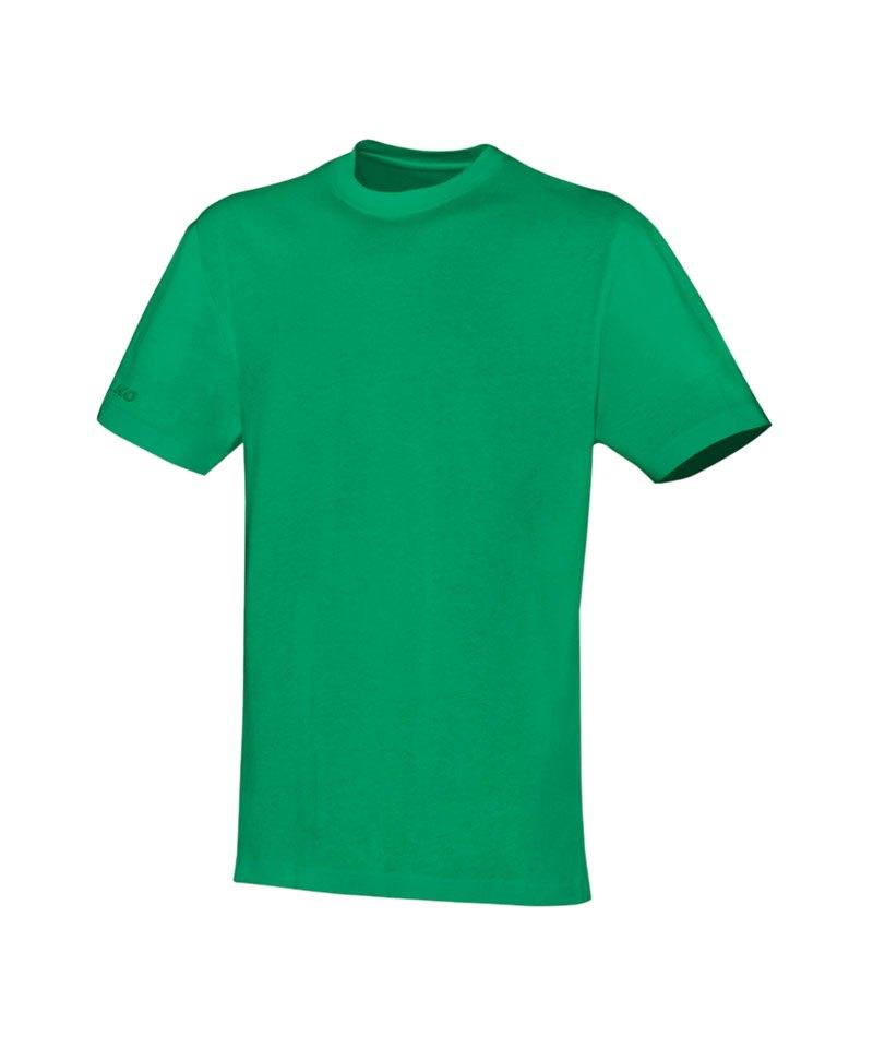 Jako Team T-Shirt Grün F06 - gruen