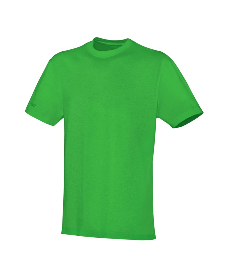 Jako Team T-Shirt Hellgrün F22 - gruen