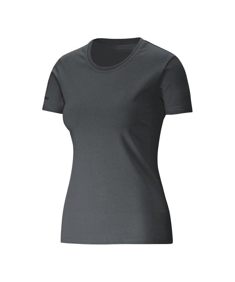 Jako Classic T-Shirt Damen Grau F21 - grau