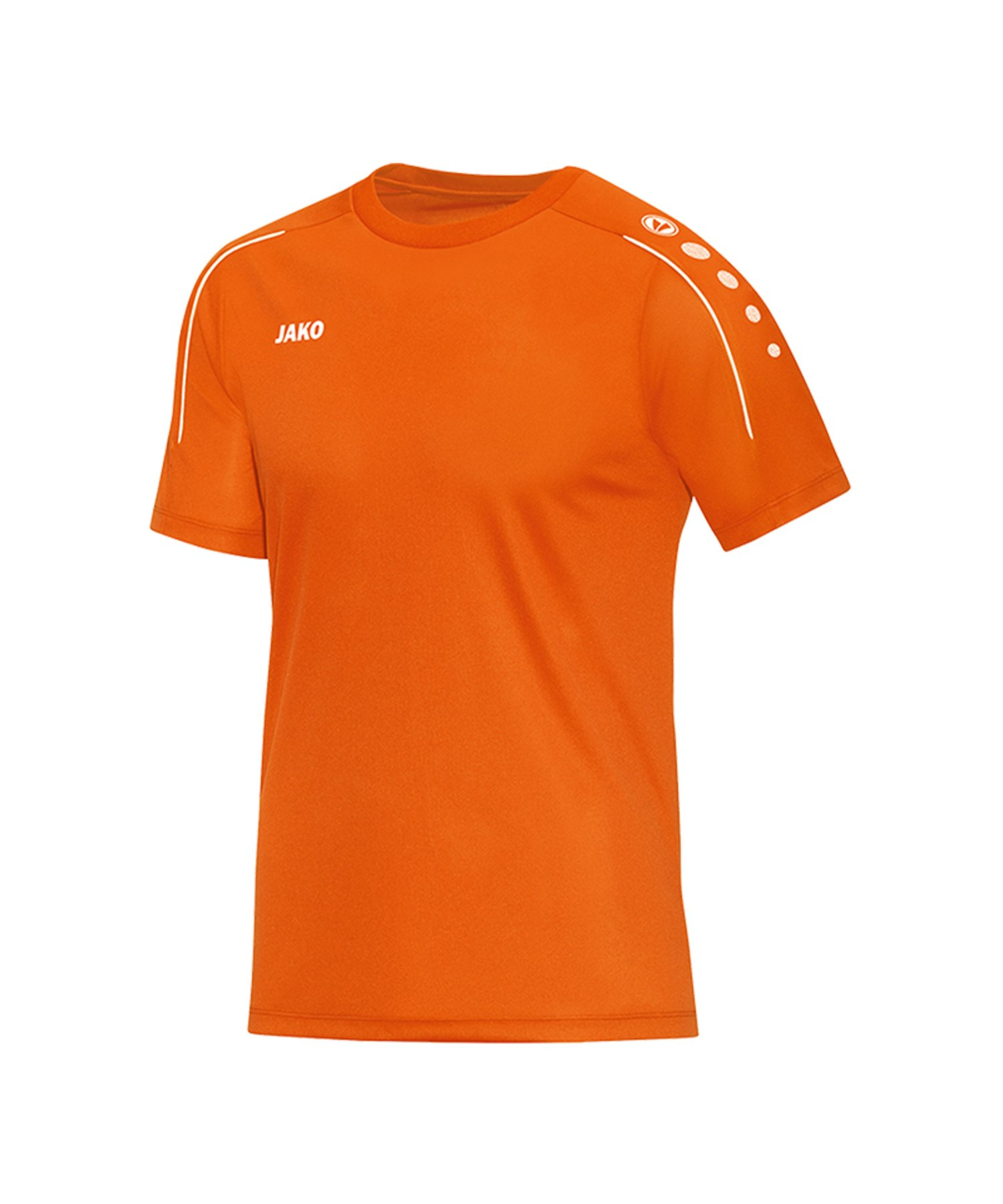 Jako Classico T-Shirt Orange F19 - Orange