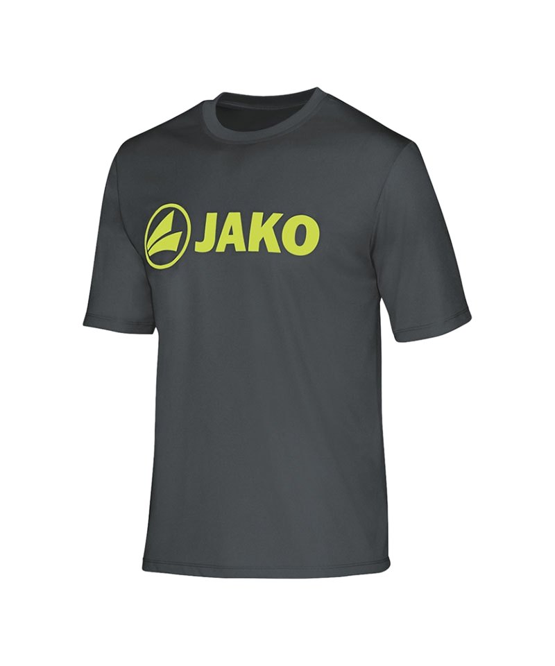 Jako T-Shirt Promo Funktionsshirt Grau F21 - grau