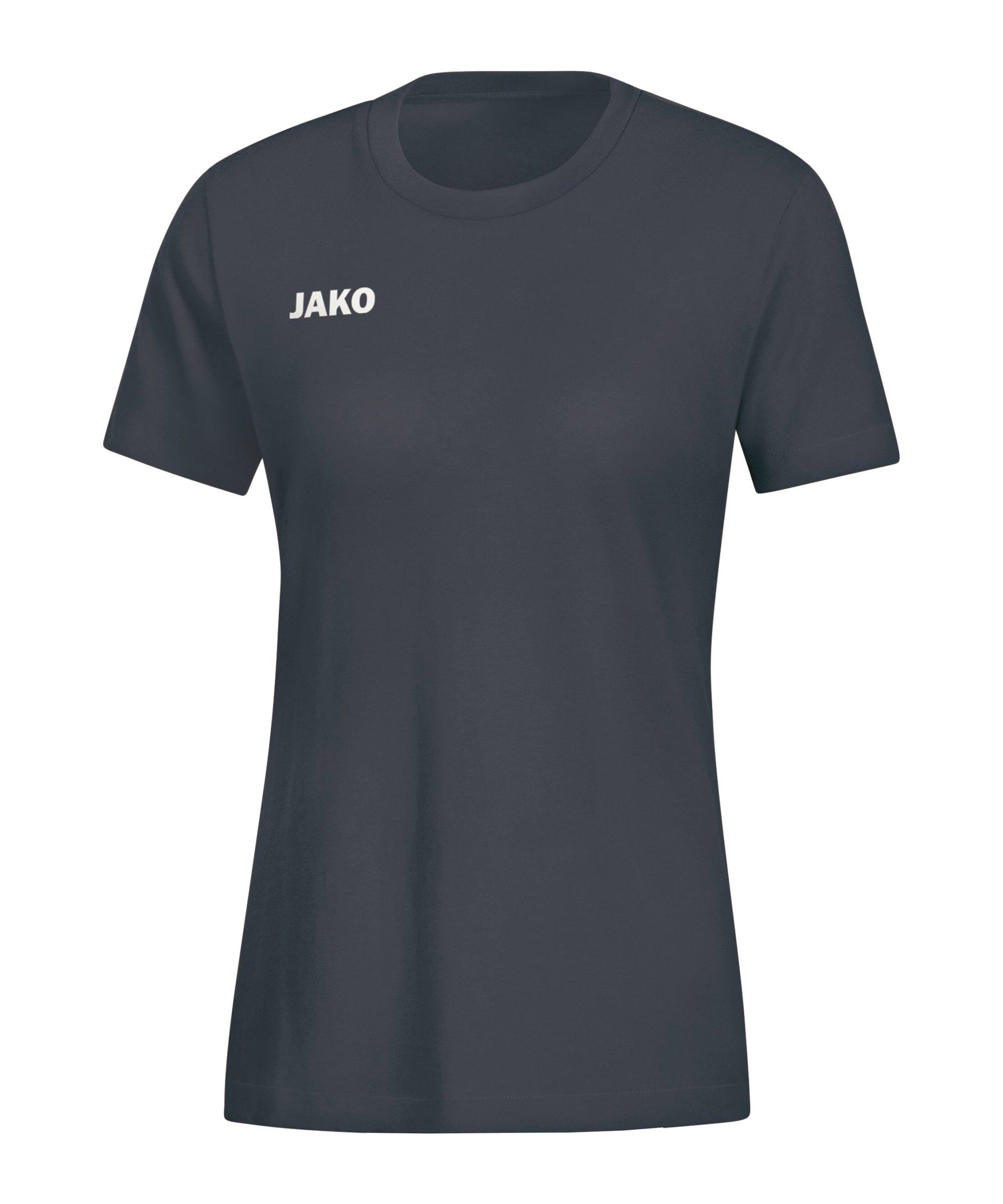 JAKO Base T-Shirt Damen Grau F21 - grau