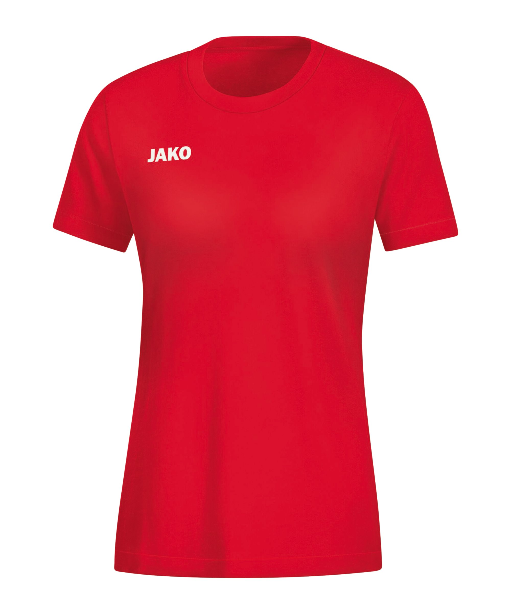 JAKO Base T-Shirt Damen Rot F01 - rot
