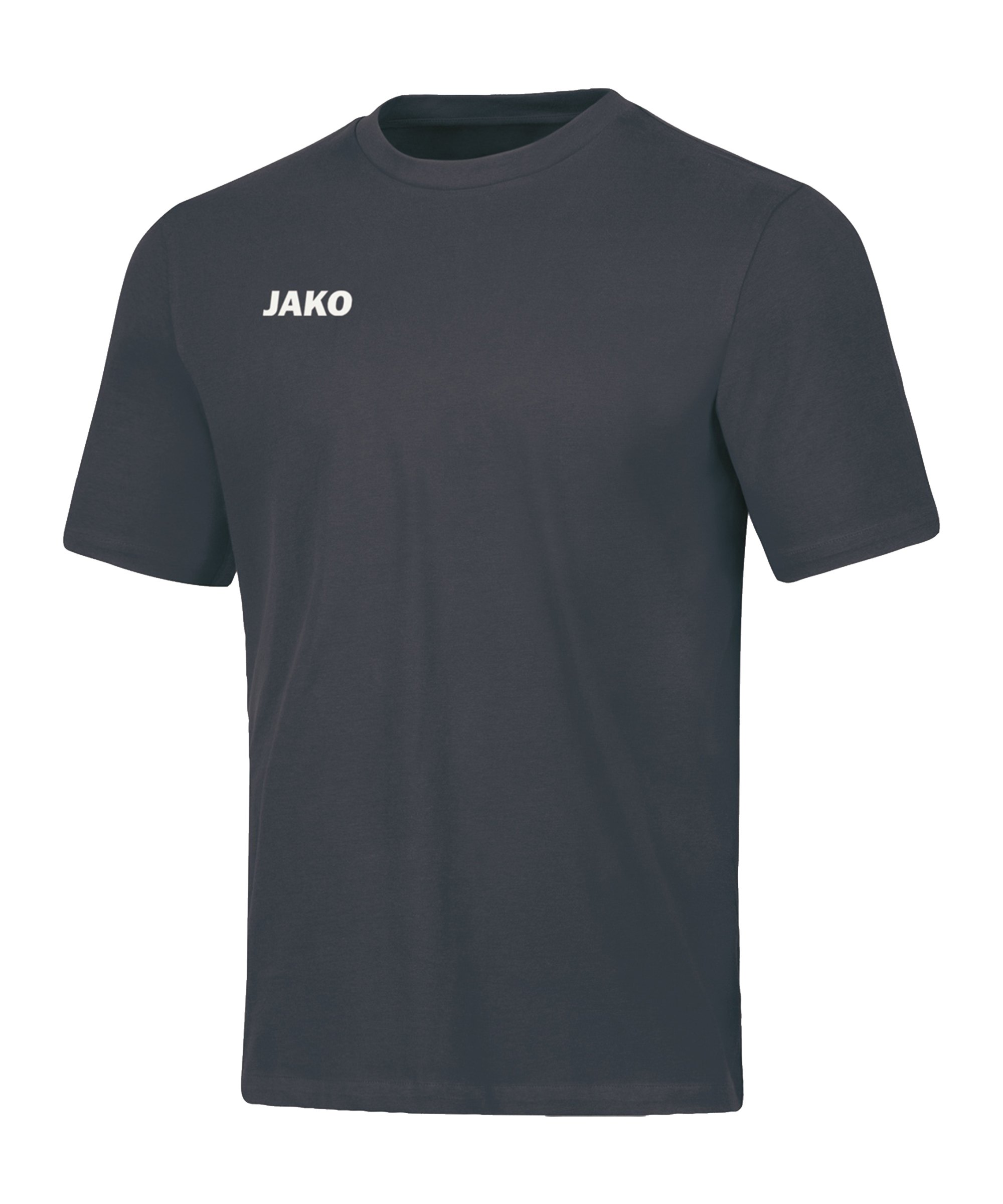 JAKO Base T-Shirt Kids Grau F21 - grau