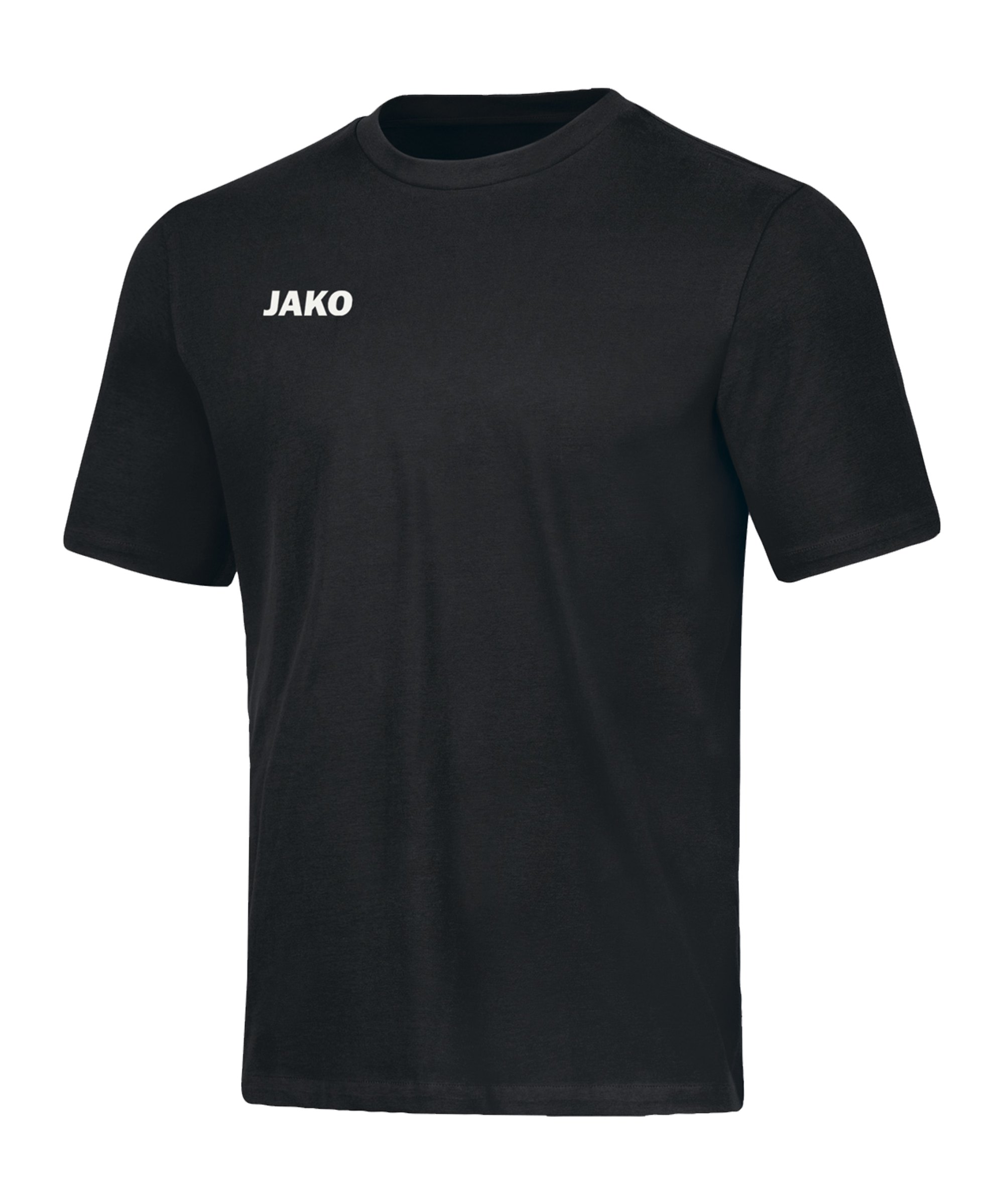JAKO Base T-Shirt Kids Schwarz F08 - schwarz