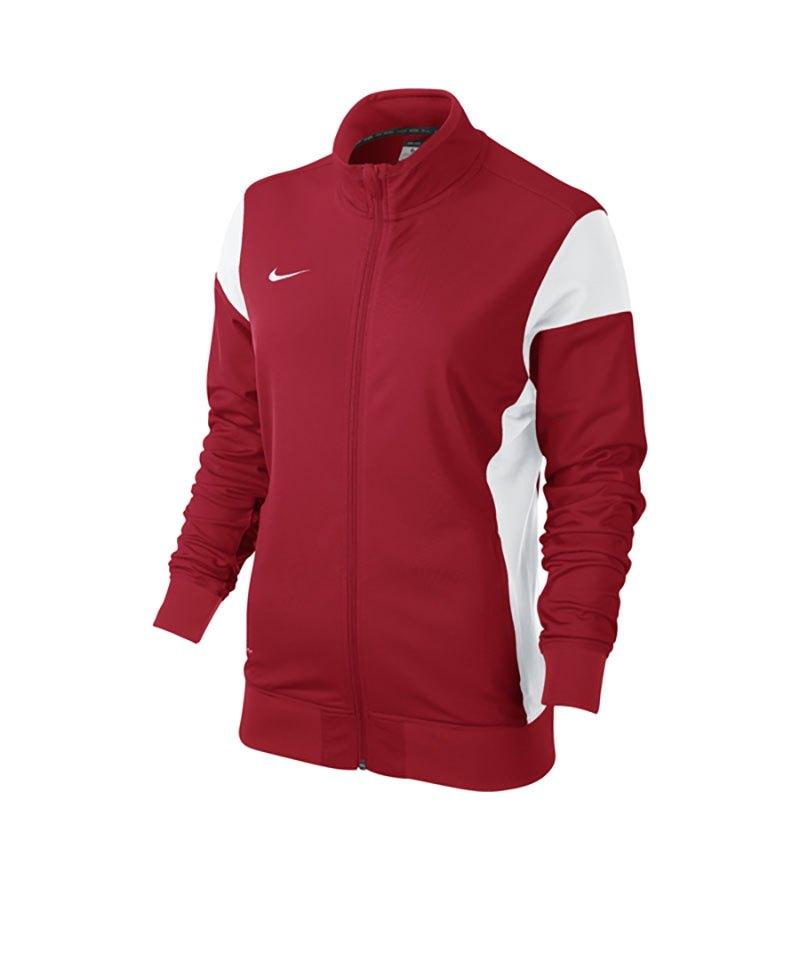 Nike Polyesterjacke Damen Academy 14 F657 Rot - rot