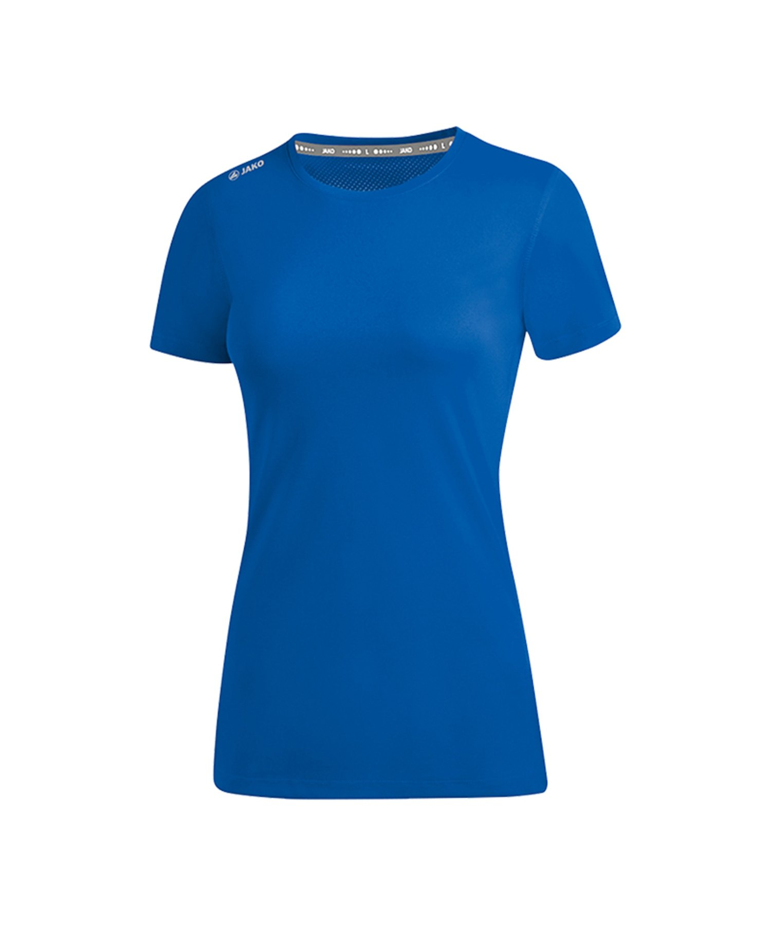 Jako Run 2.0 T-Shirt Running Damen Blau F04 - Blau