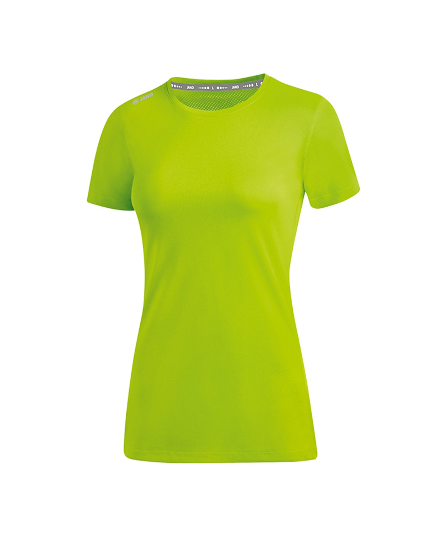Jako Run 2.0 T-Shirt Running Damen Grün F25 - Gruen