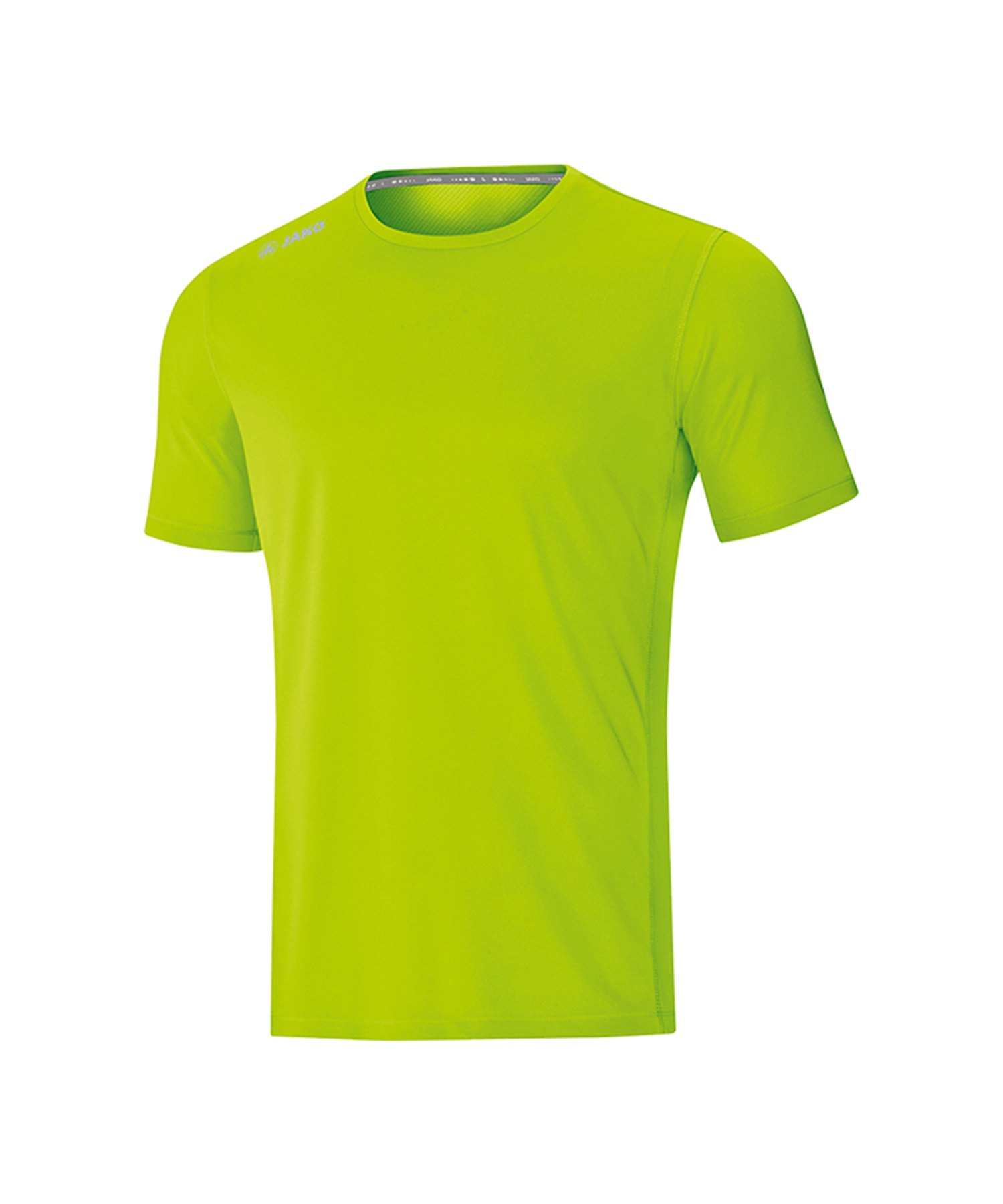 Jako Run 2.0 T-Shirt Running Grün F25 - Gruen
