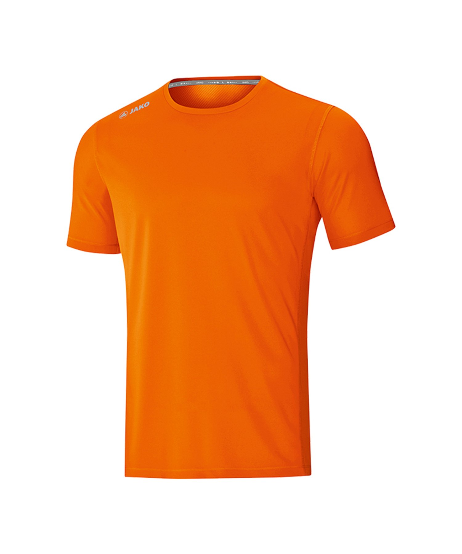 Jako Run 2.0 T-Shirt Running Kids Orange F19 - Orange
