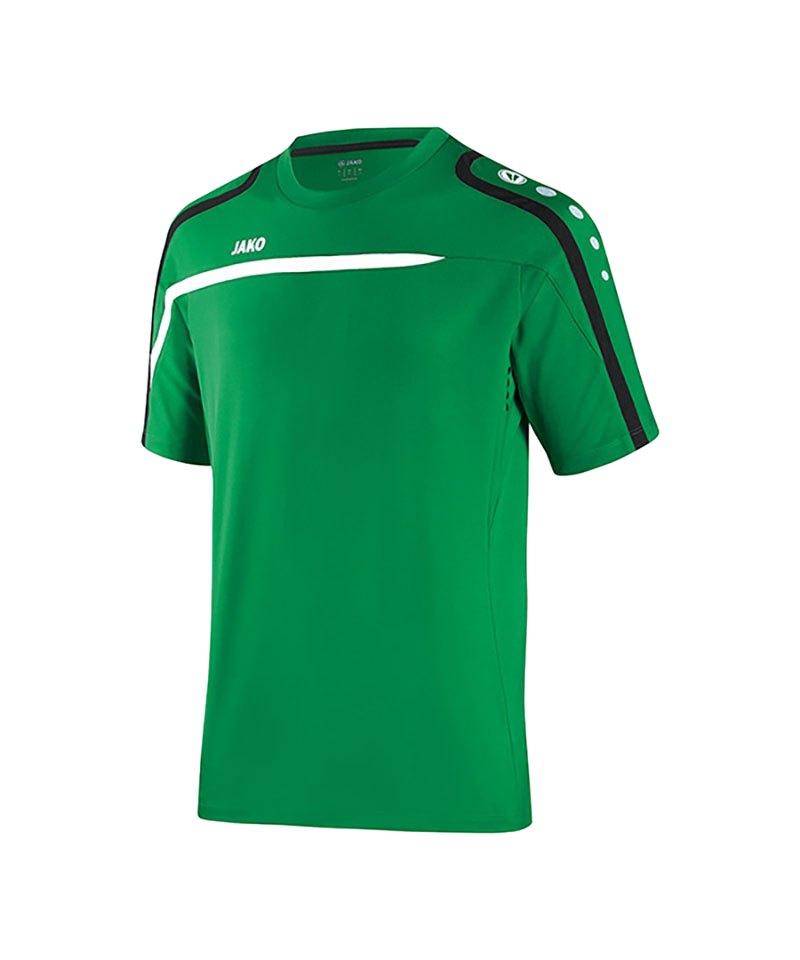 Jako T-Shirt Performance F06 Grün Weiss - gruen