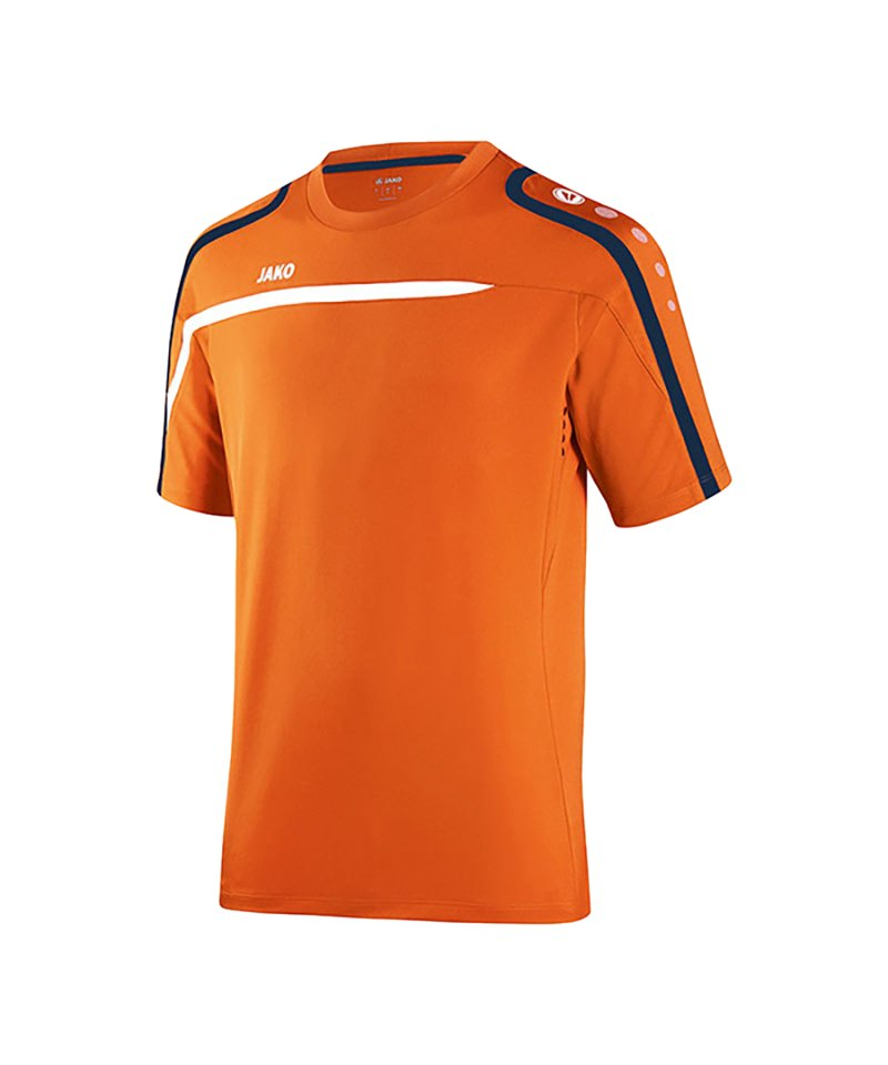 Jako T-Shirt Performance Kinder F19 Orange - orange