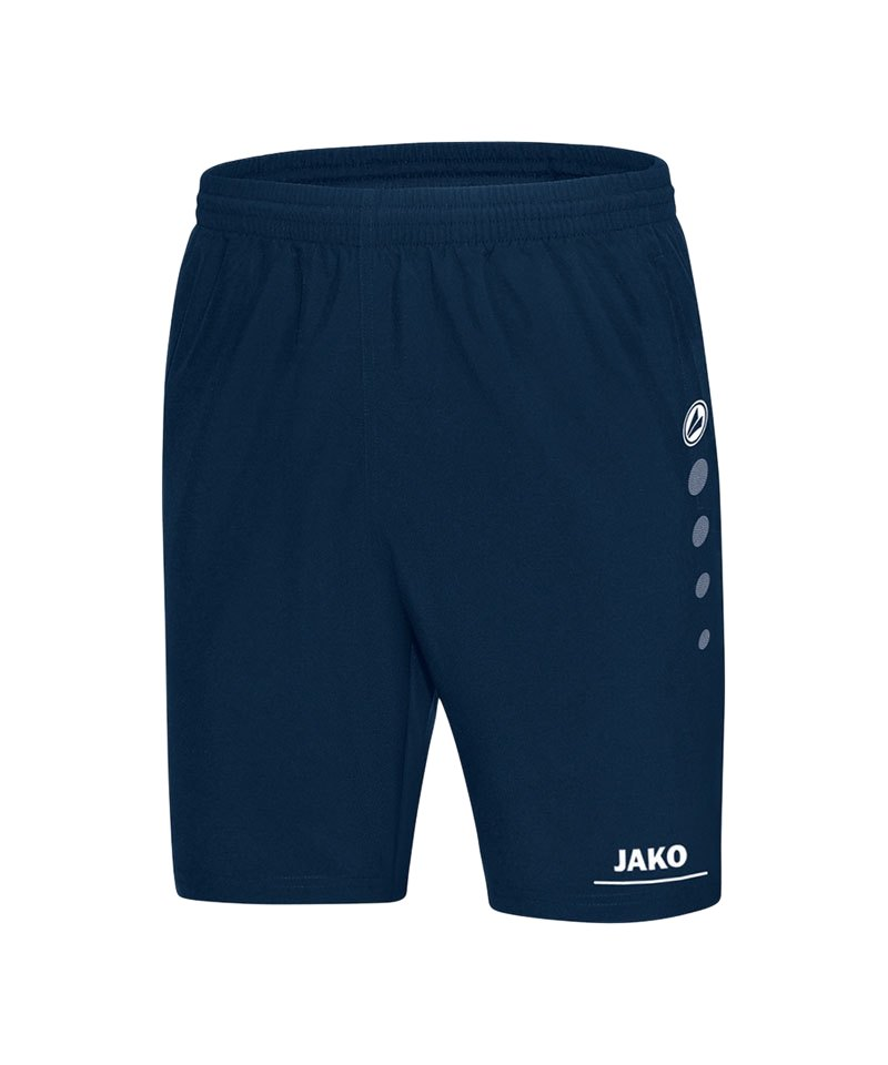Jako Short Hose Striker kurz Damen Blau F09 - blau