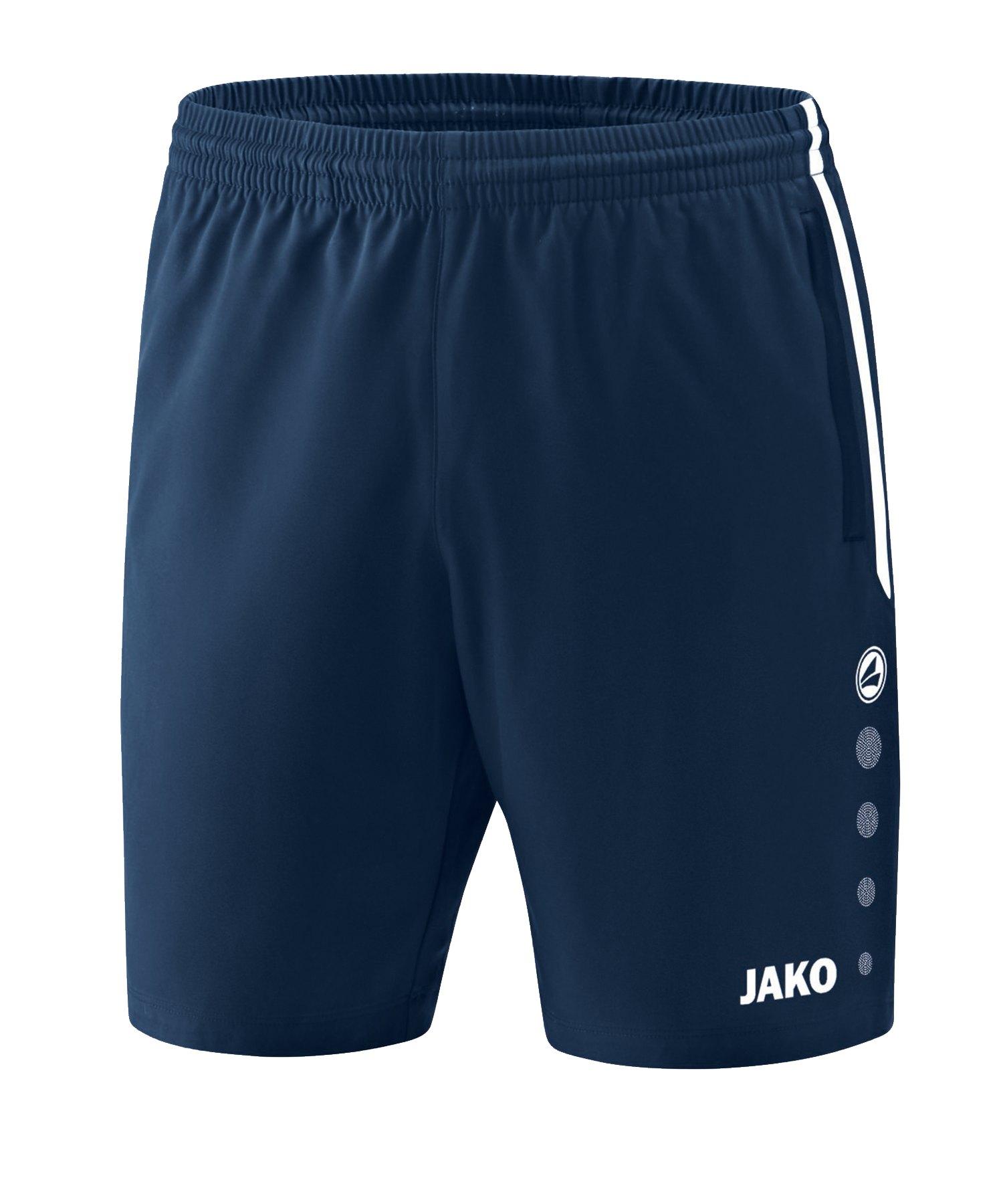 Jako Competition 2.0 Short Damen Blau F09 - blau