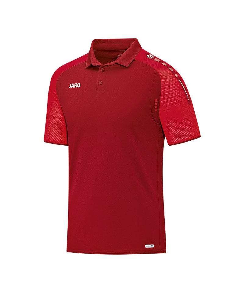 Jako Poloshirt Champ Rot F01 - rot