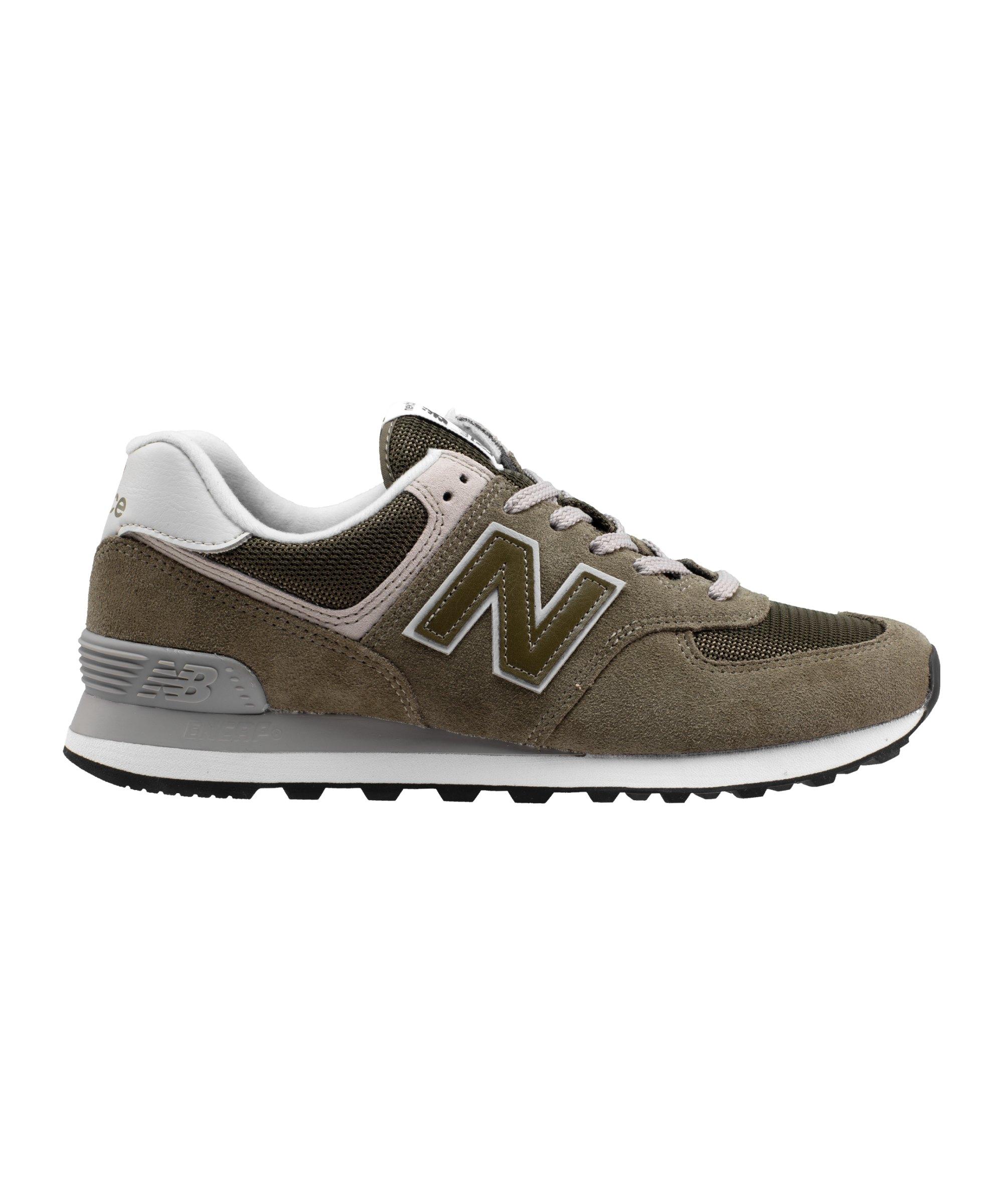 New Balance ML574 Sneaker Grün F63 - gruen