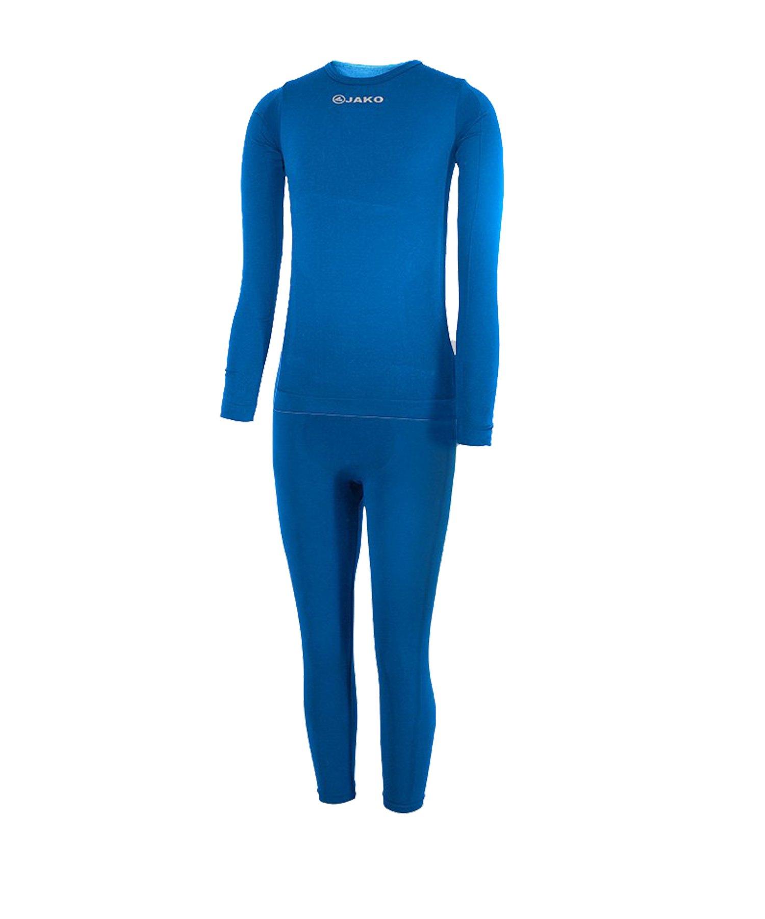 Jako Underwear Kinderset Blau F04 - blau