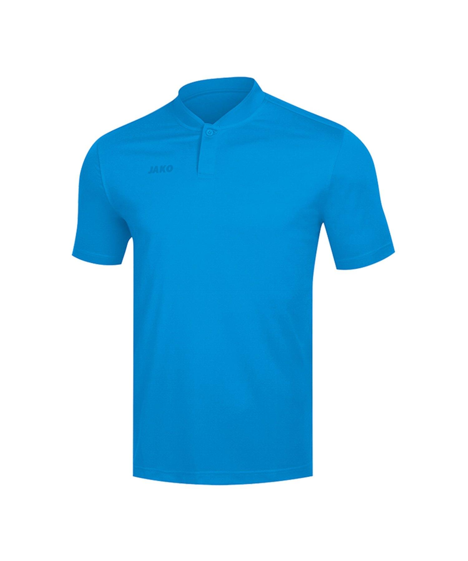 Jako Prestige Poloshirt Blau F89 - Blau