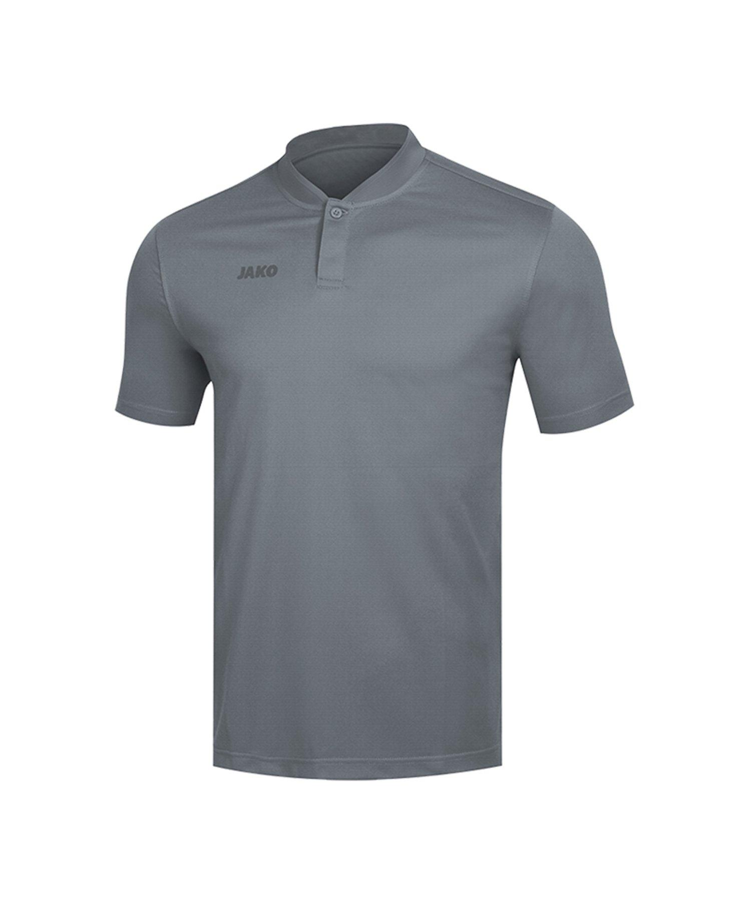 Jako Prestige Poloshirt Damen Grau F40 - Grau