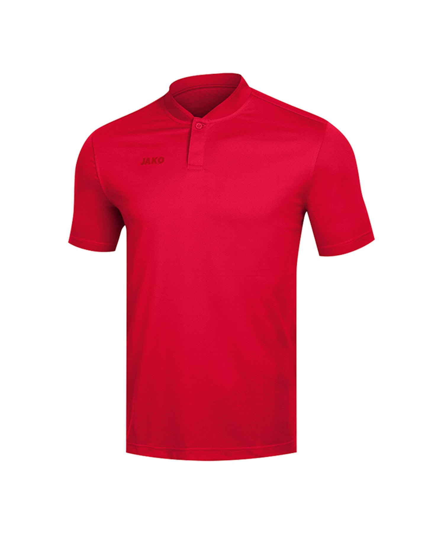 Jako Prestige Poloshirt Damen Rot F01 - Rot