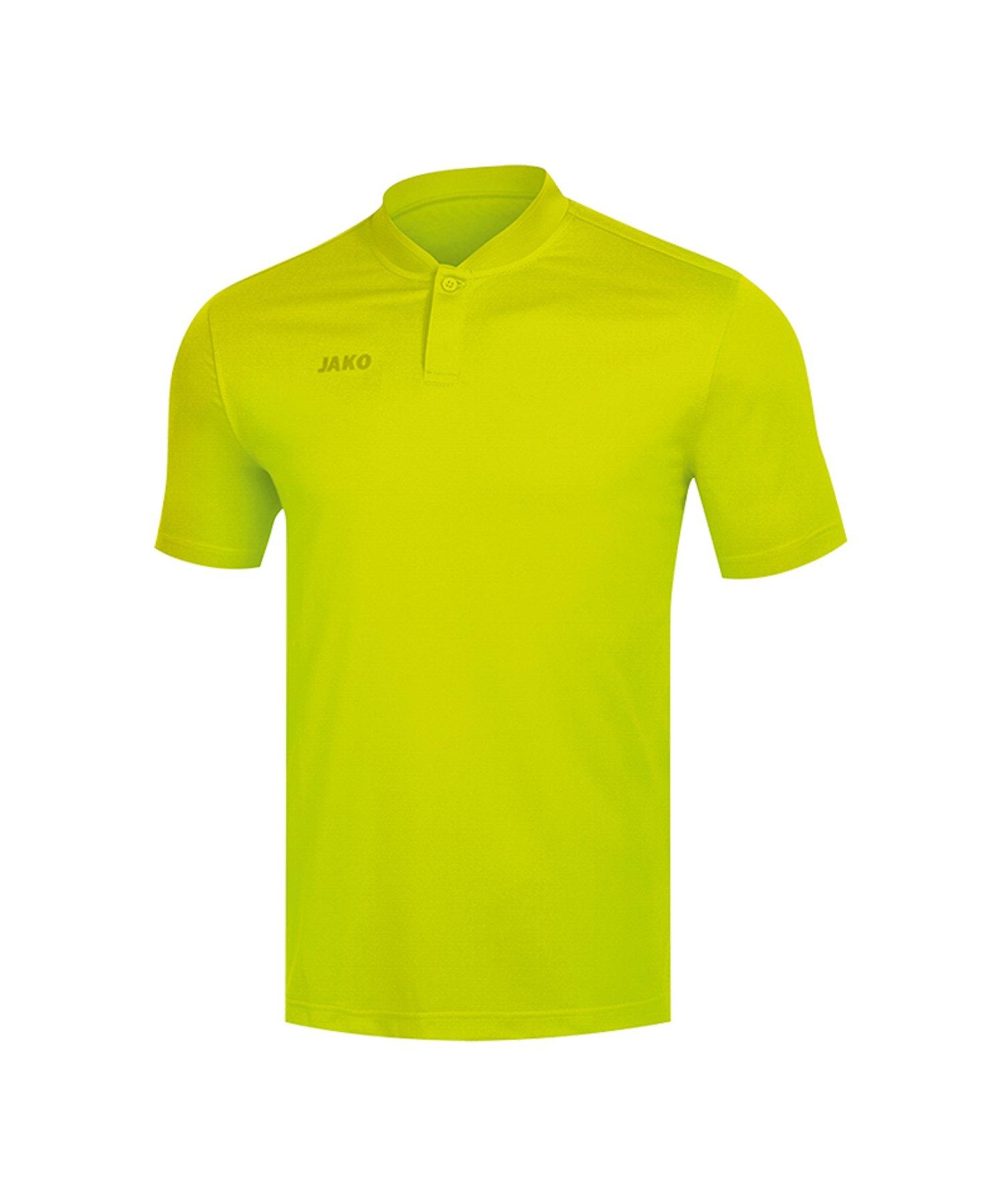 Jako Prestige Poloshirt Gelb F32 - Gelb