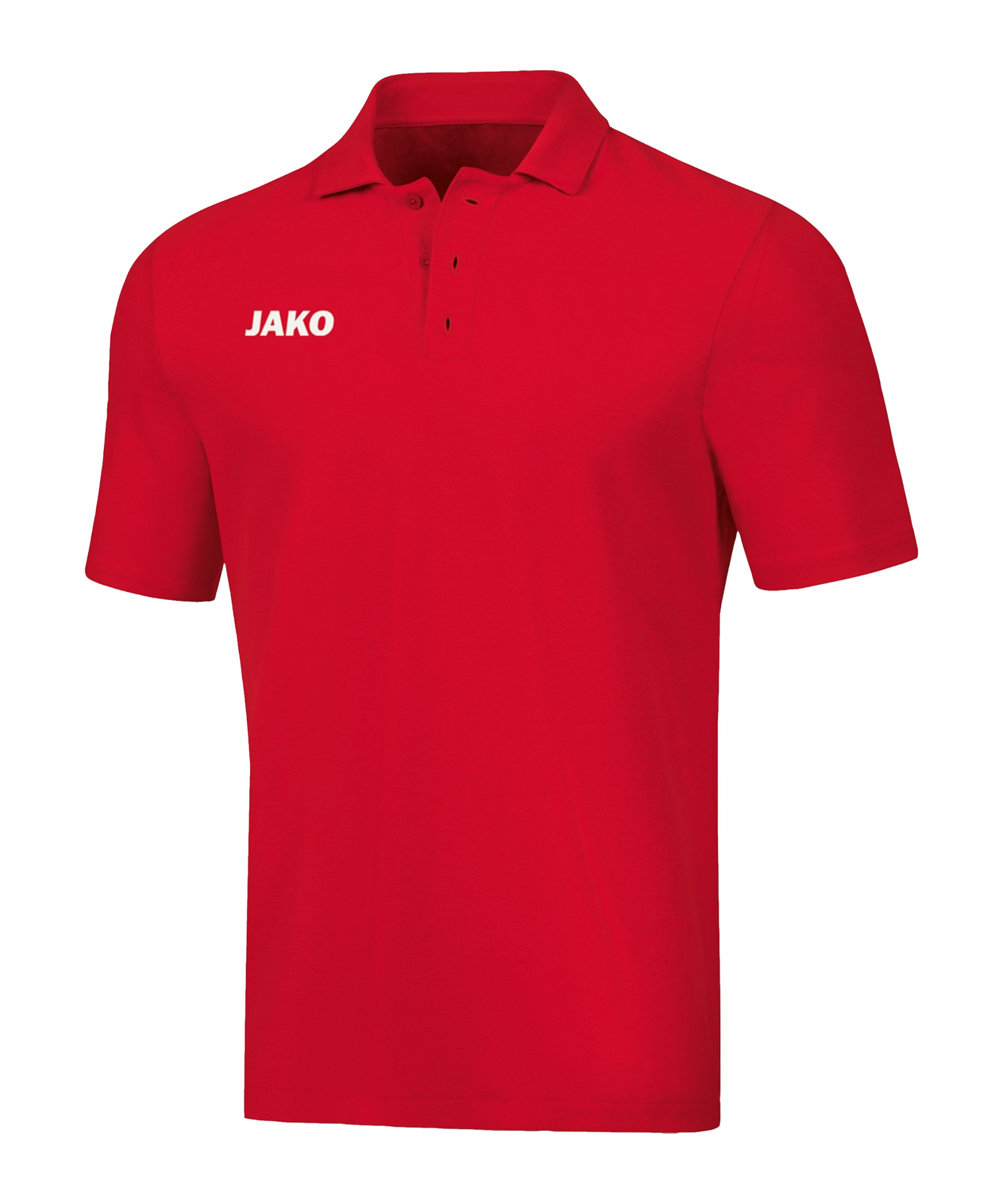 JAKO Base Poloshirt Kids Rot F01 - rot