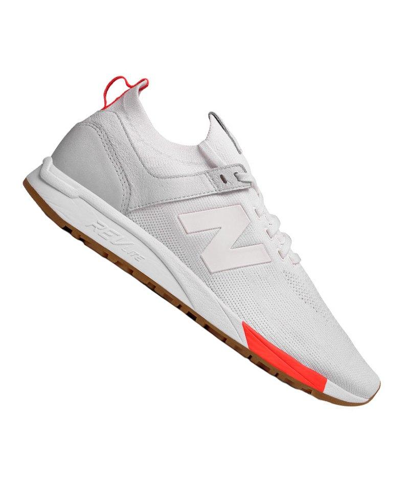 New Balance MRL247 Sneaker Weiss F3 - weiss