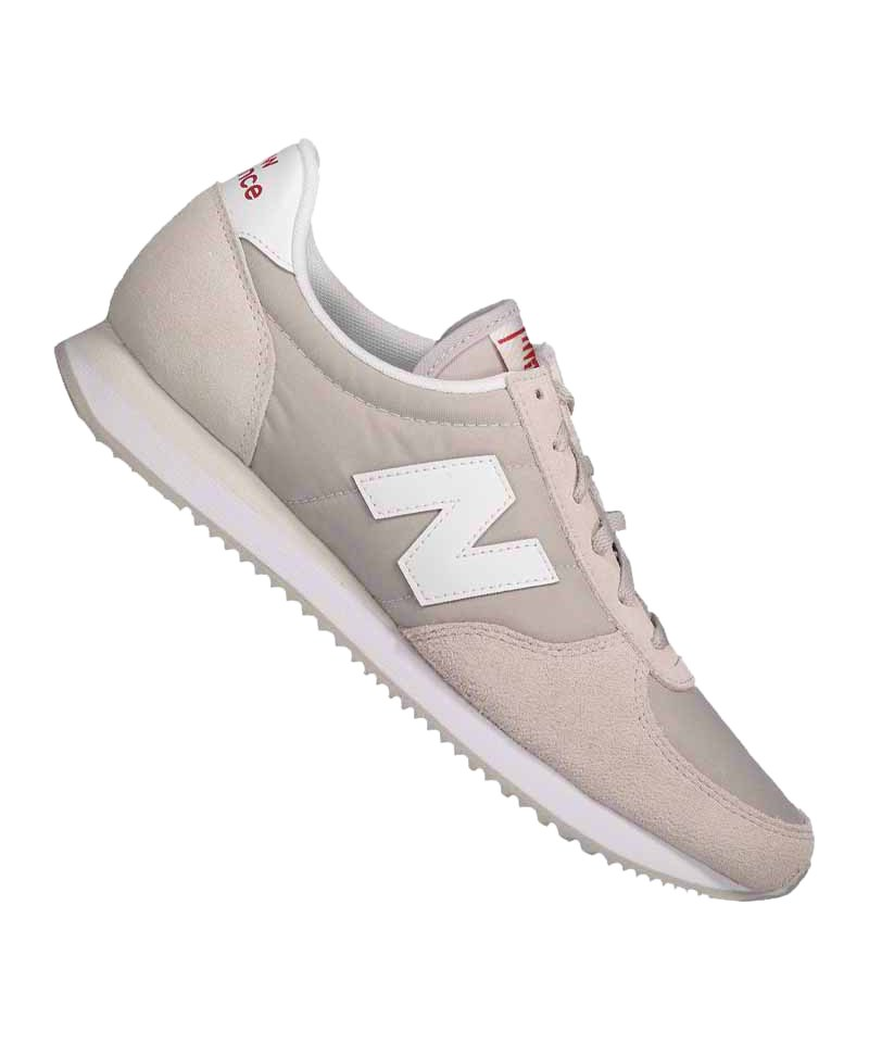 New Balance WL220 Sneaker Damen Grau F12 - grau
