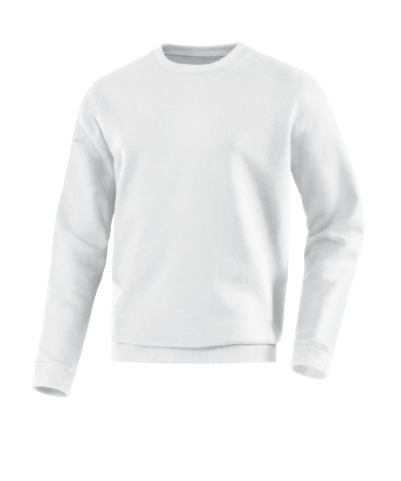 Jako Sweatshirt Team Sweat Kinder Weiss F00 - weiss