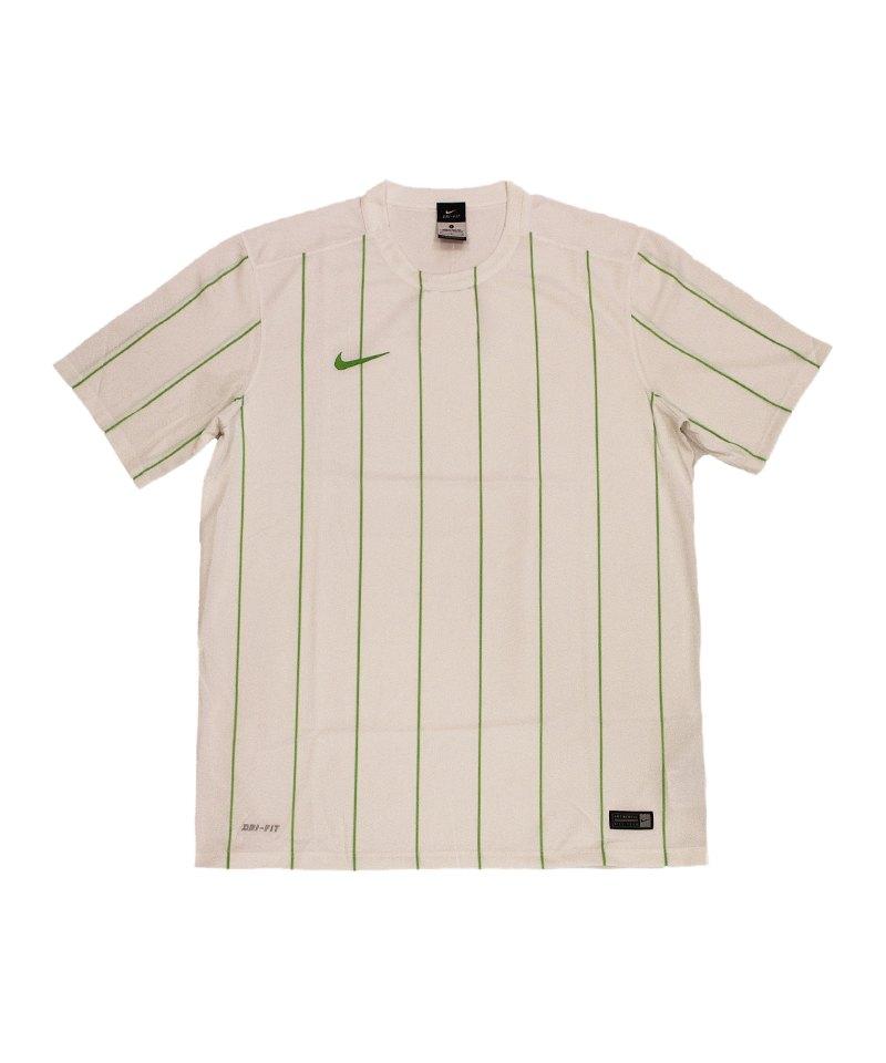 Nike Striped Segment II Trikot kurzarm Weiss F100 - weiss