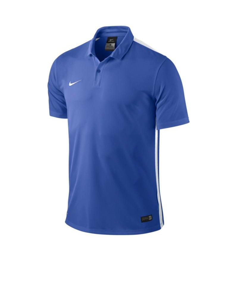 Nike Kurzarm Trikot Challenge F463 Blau Weiss - blau