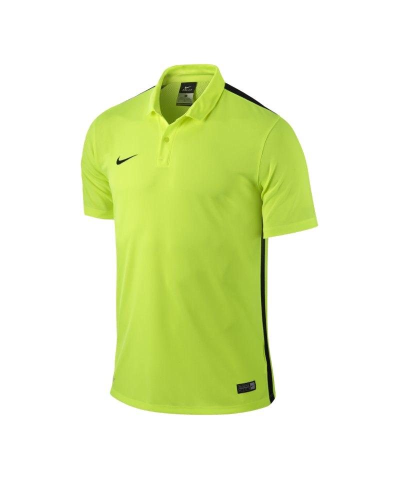 Nike Kurzarm Trikot Challenge F715 Gelb - gelb
