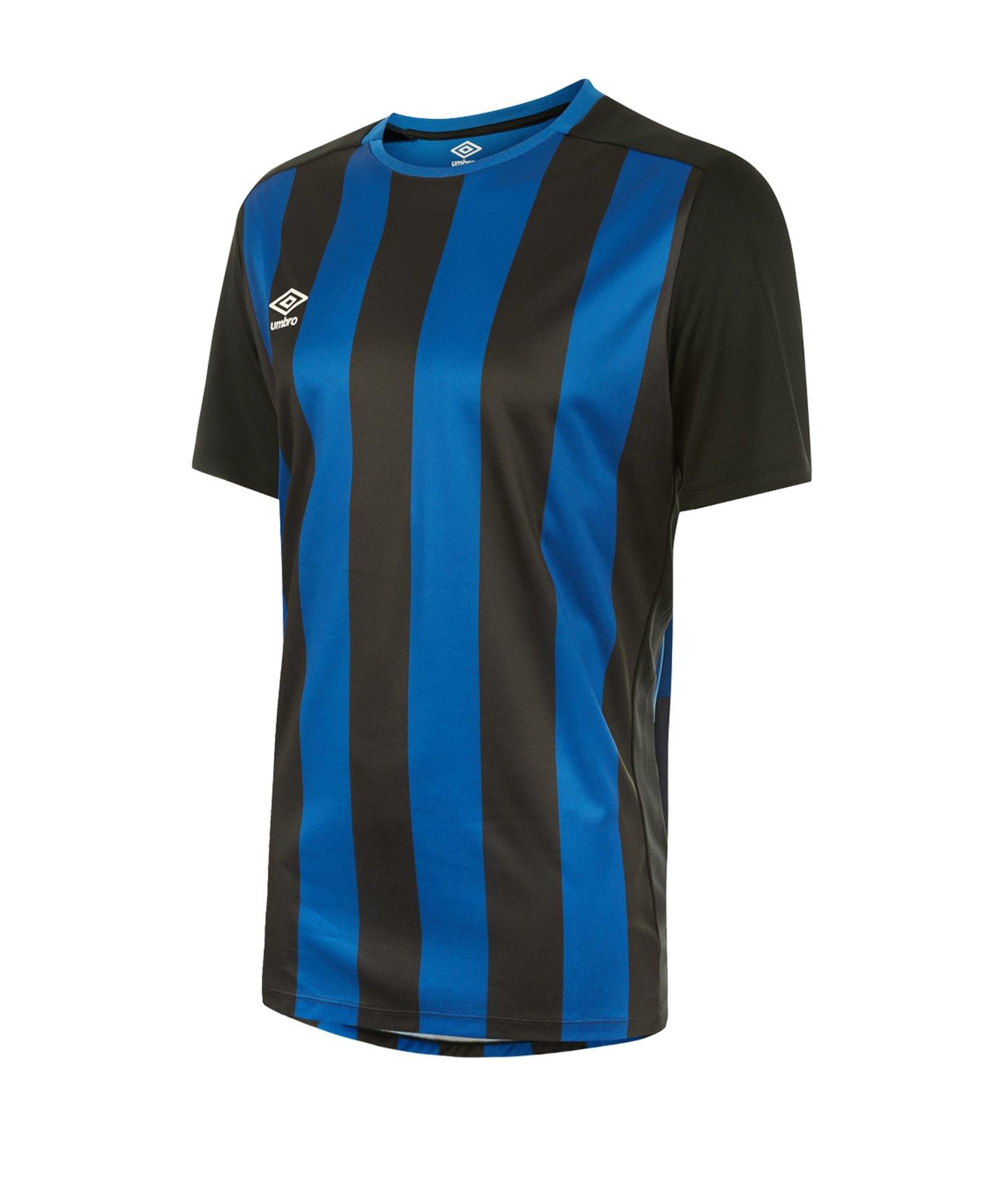Umbro Milan Stripe Trikot Schwarz FES3 - Schwarz
