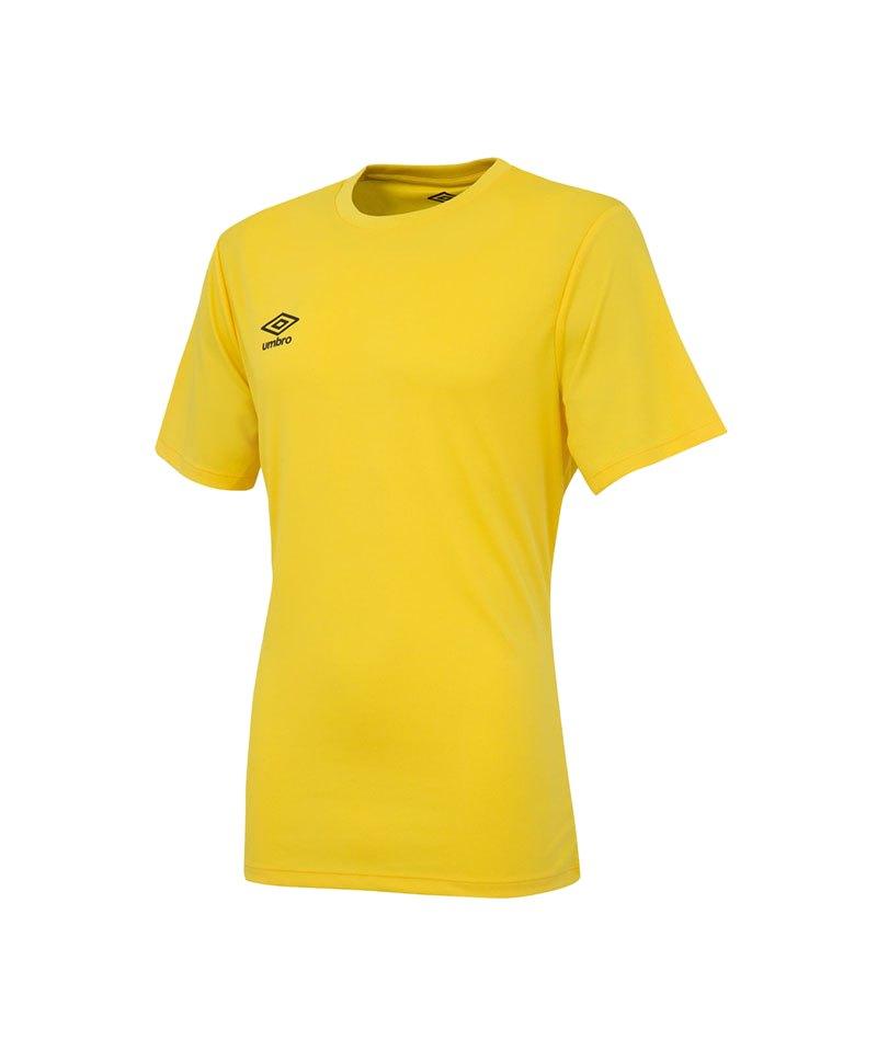 Umbro Club Jersey Trikot kurzarm Gelb F0LH - gelb