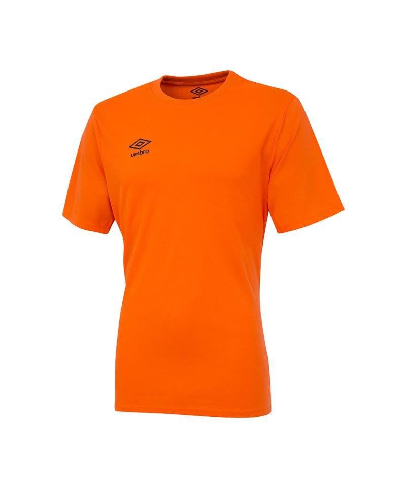 Umbro Club Jersey Trikot kurzarm Orange F37I - orange