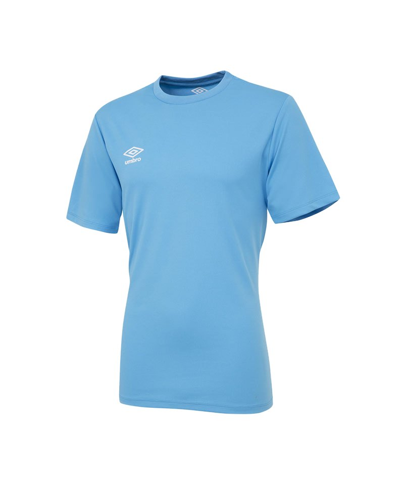 Umbro Club Jersey Trikot kurzarm Kids Blau F42U - blau