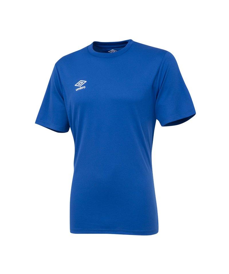 Umbro Club Jersey Trikot kurzarm Kids Blau FEH2 - blau