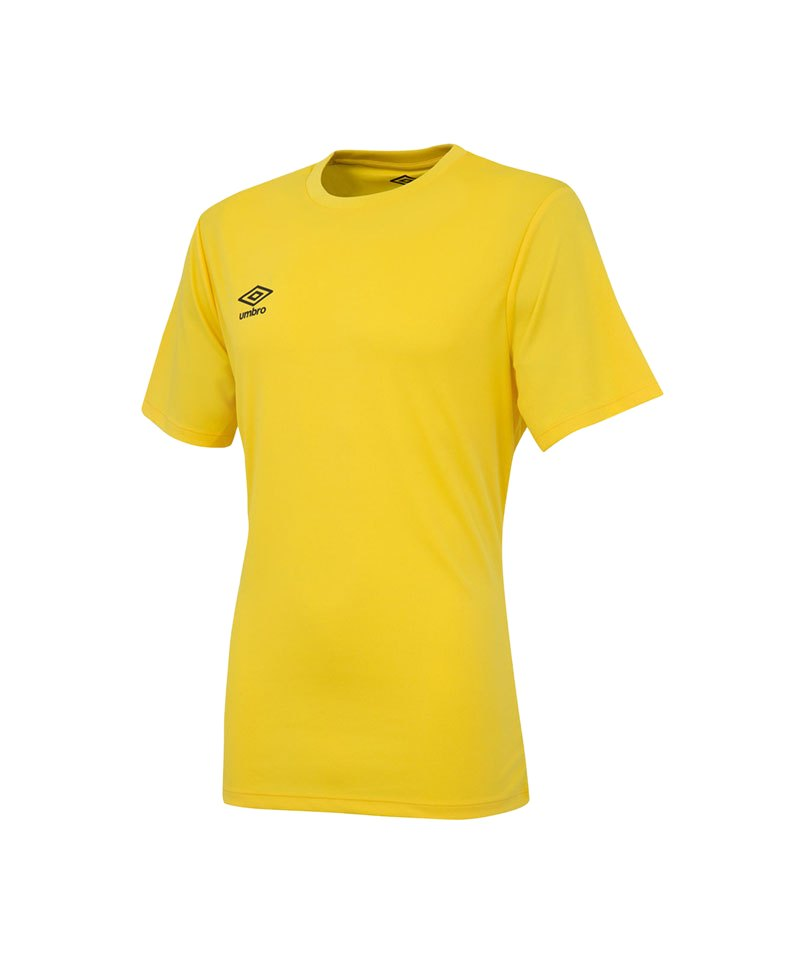 Umbro Club Jersey Trikot kurzarm Kids Gelb F0LH - gelb