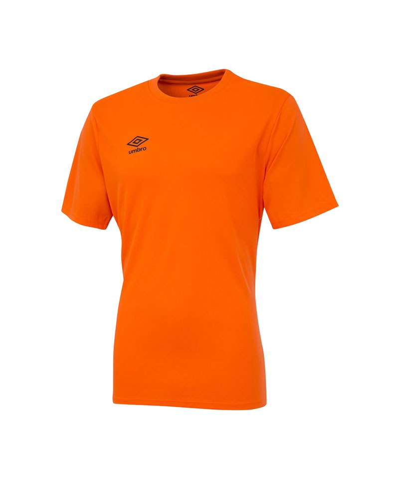 Umbro Club Jersey Trikot kurzarm Kids Orange F37I - orange