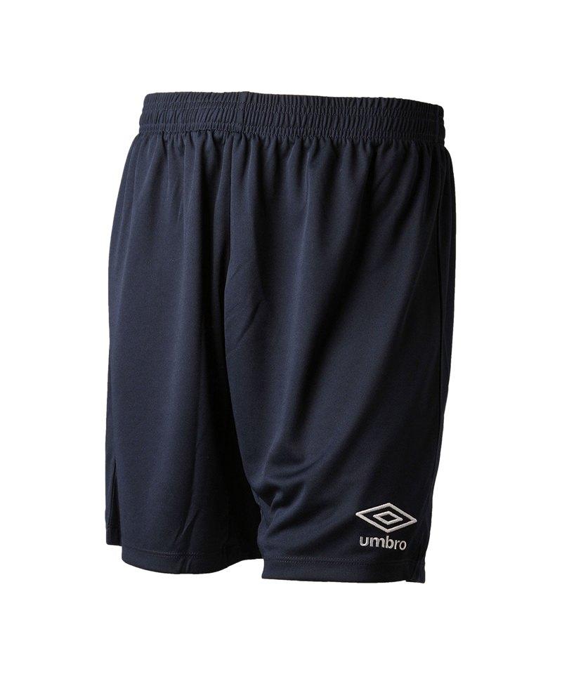Umbro New Club Short Dunkelblau FTWN - blau