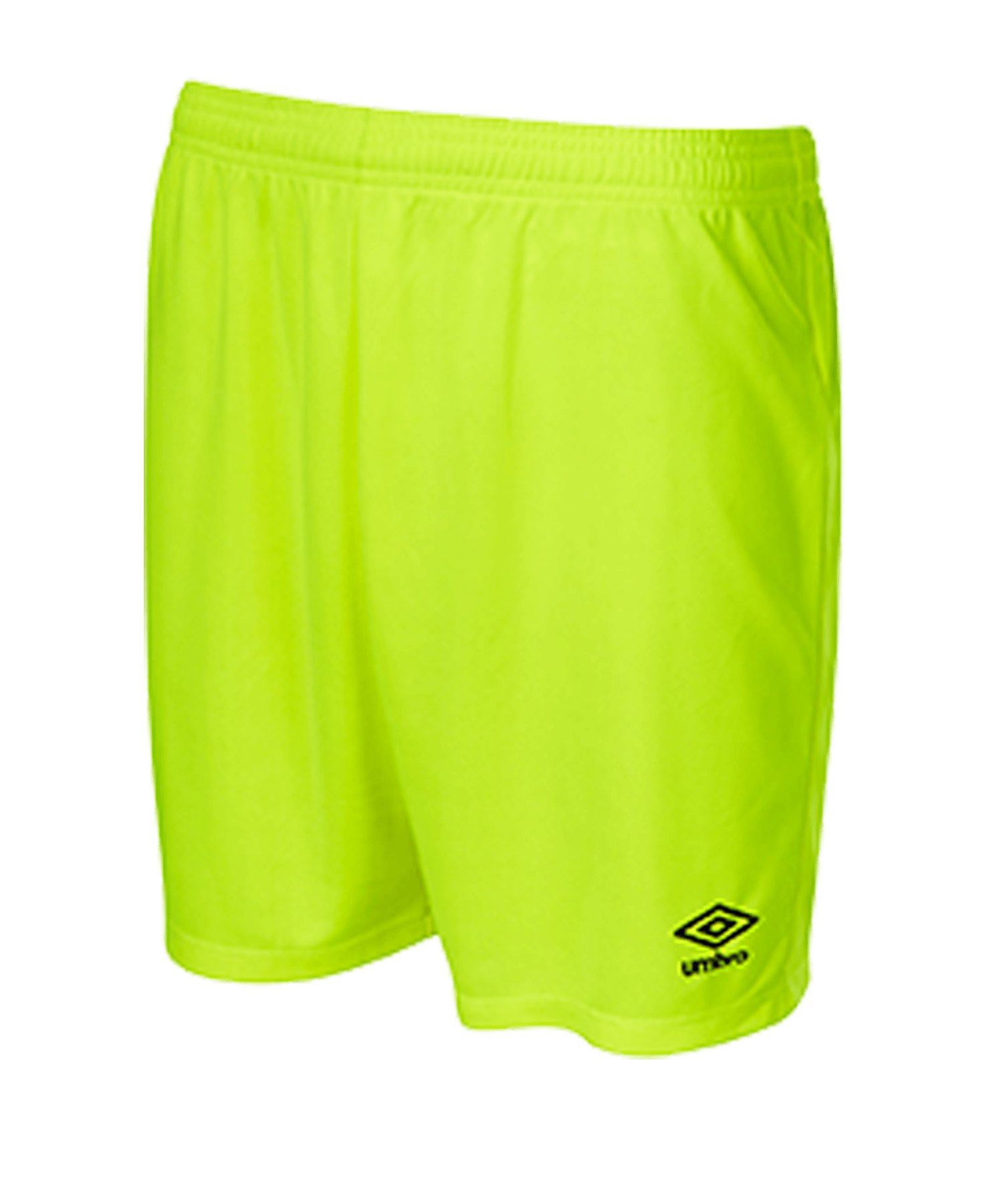 Umbro New Club Short Gelb FFSZ - Gelb