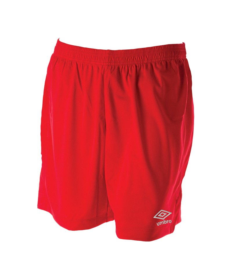Umbro New Club Short Rot F7RA - rot